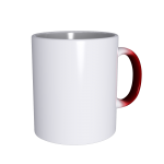 11 oz Red CC Mug