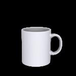 4.5 oz White Mug