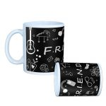 11 oz Friends DCC Mug