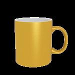 11 oz Gold Mug
