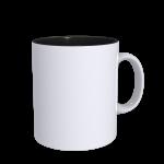 11 oz TT Black Mug
