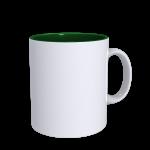 11 oz TT Green Mug