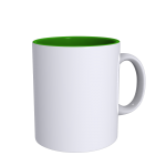 11 oz TT Light Green Mug