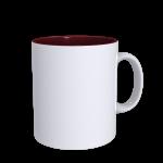 11 oz TT Maroon Mug