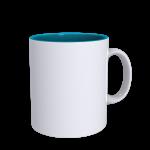 11 oz TT Sky Blue Mug