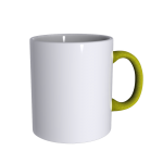 11 oz Soft Feel Lemon Mug